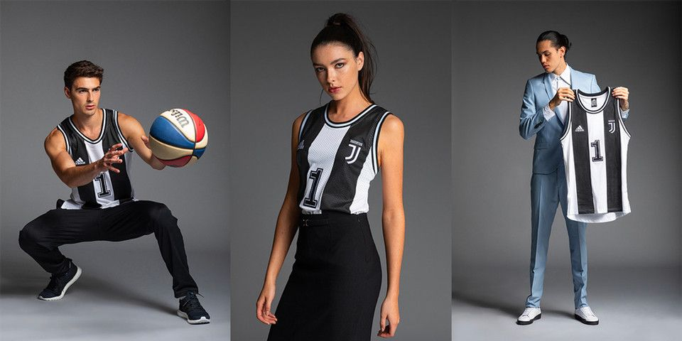 9d428c133a8 Juventus Releases adidas Basketball Jersey  Adidas  basketball  jersey   Juventus  Releases Cristiano