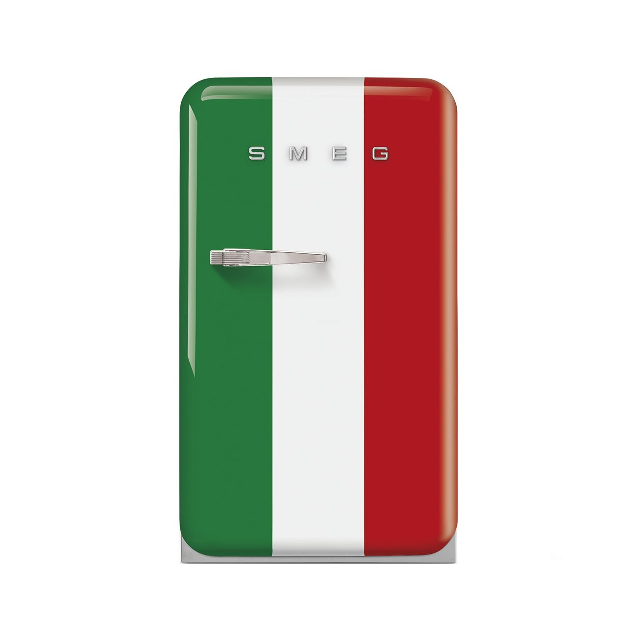 Smeg Fridge Italian Flag 50 S Retro