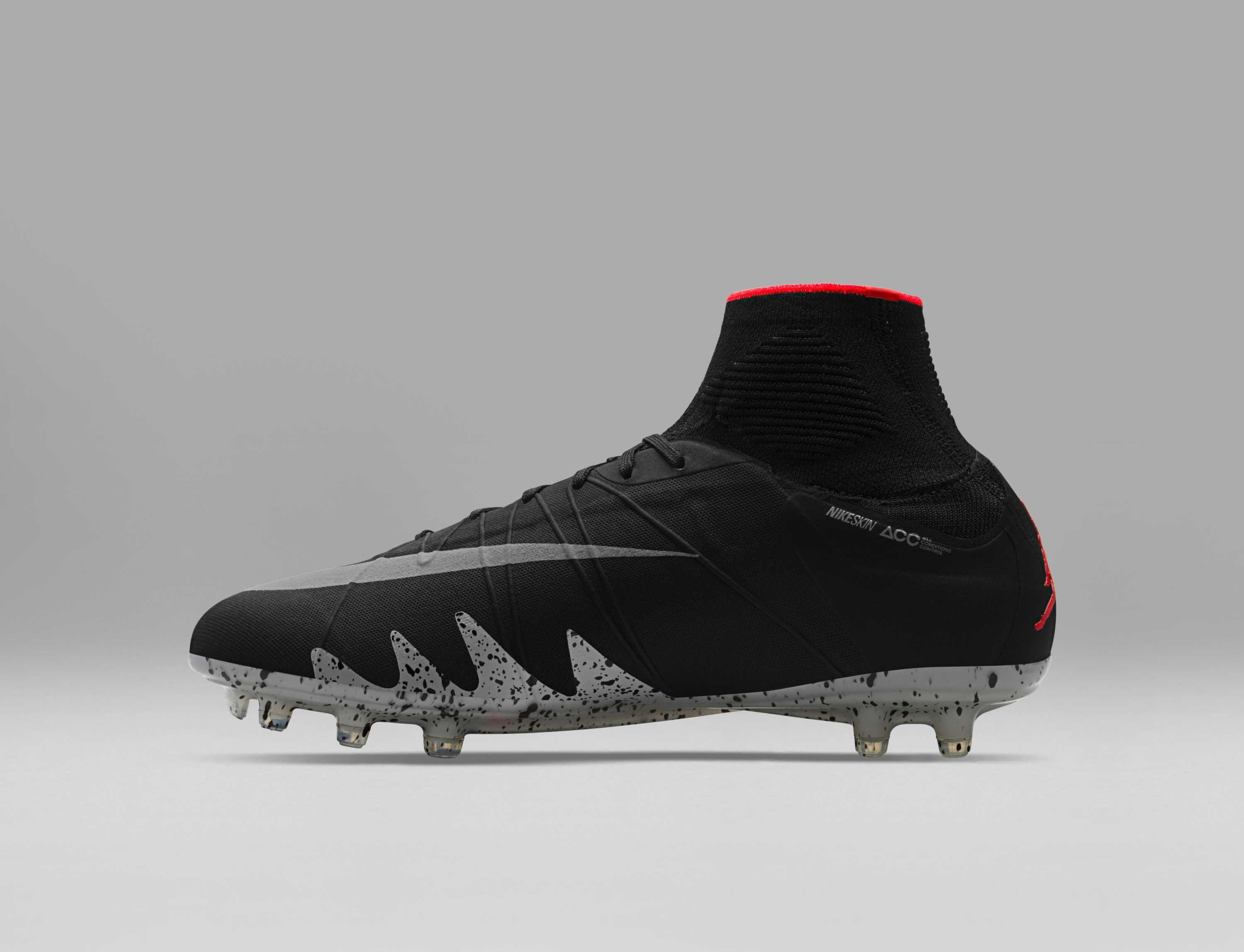 Jumpman hits the soccer field with the