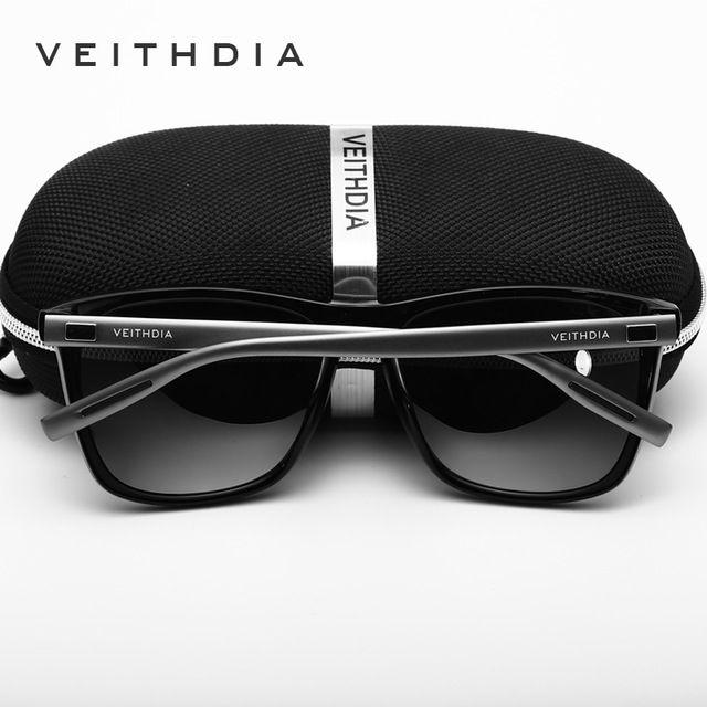 ce195494892 VEITHDIA Brand Unisex Retro Sunglasses For Men Women - free shipping  worldwide