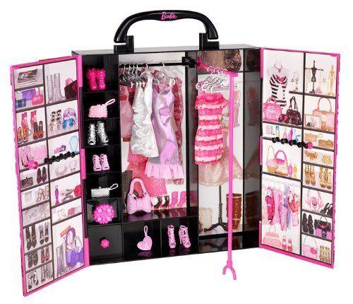 Barbie Fashionista Ultimate Closet Barbie…