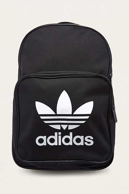 adidas Originals Classic Trefoil Black Backpack | Li$t in