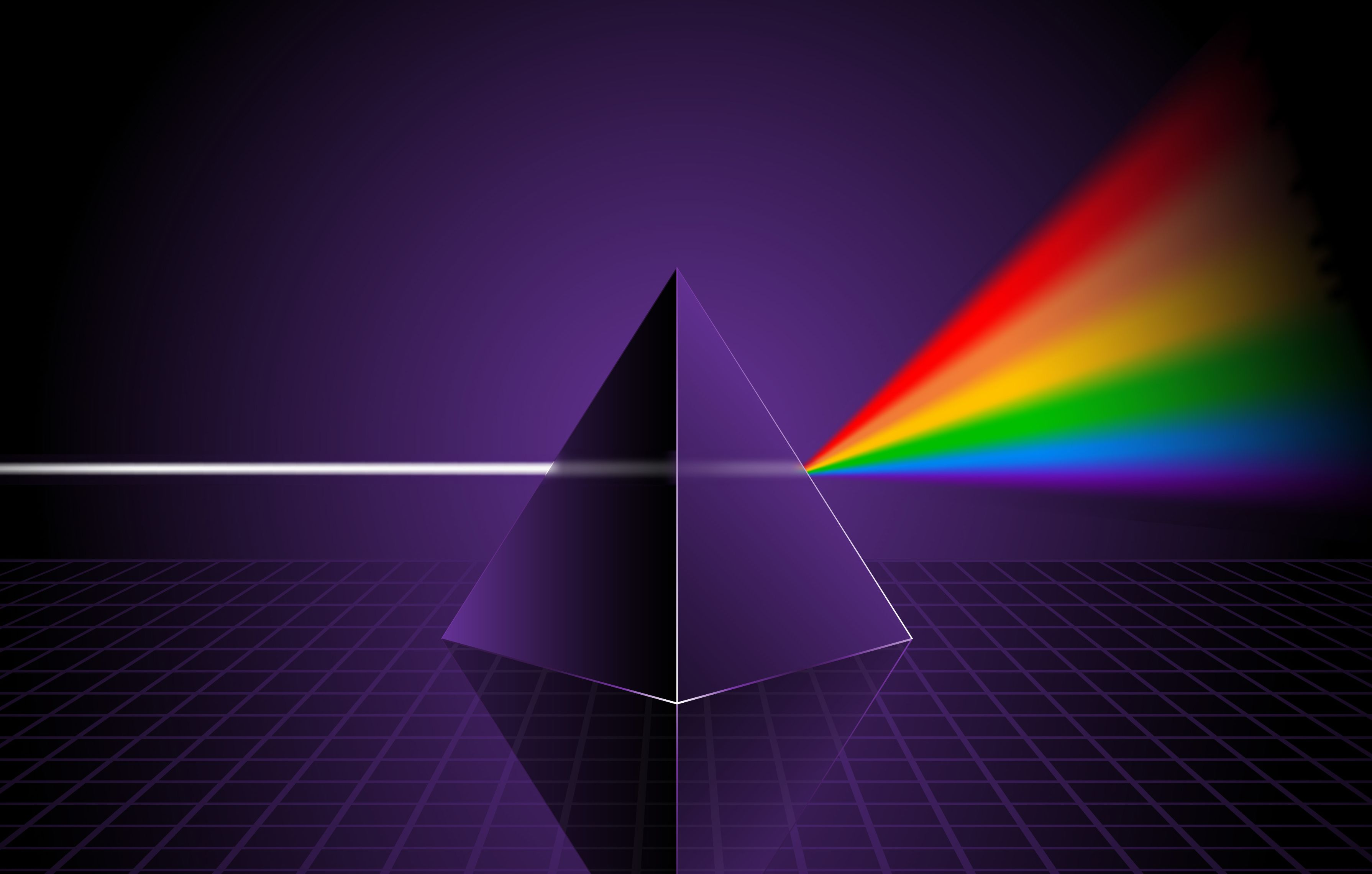 We can use the prism idea to display the various layers of ...