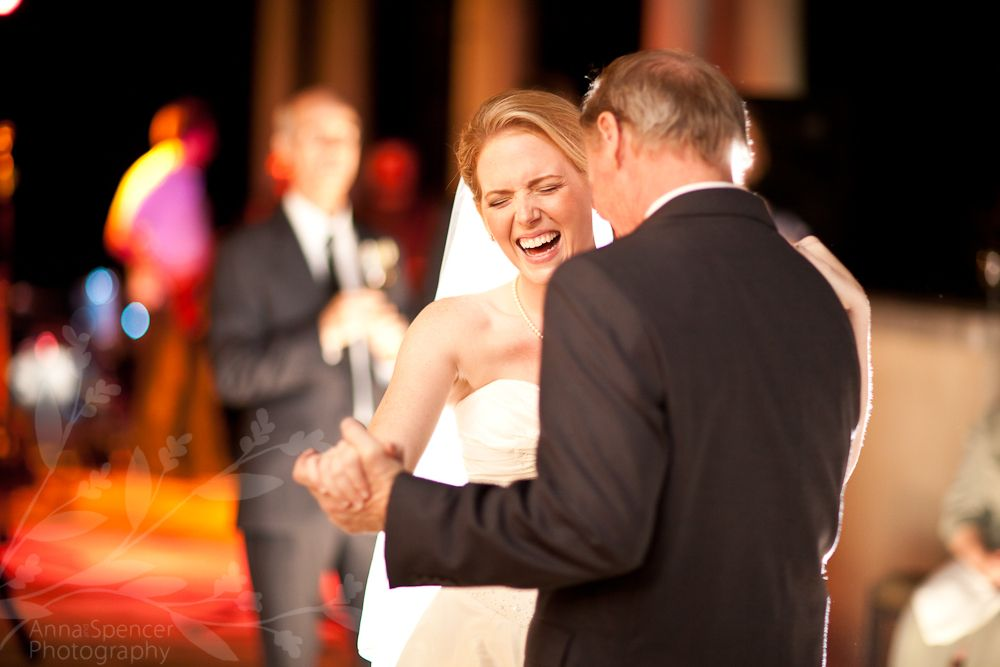Anna And Spencer Photography Father Daughter Dance Wedding Reception