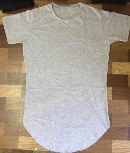 8536a1a722 atacado 5un camiseta masculina oversized swag longline