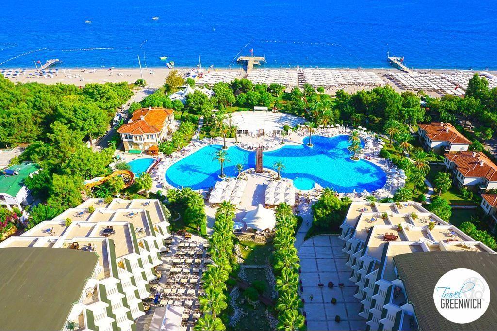 Queen S Park Tekirova Resort Spa 5 Greenwich Travel Resort Spa Resort Spa