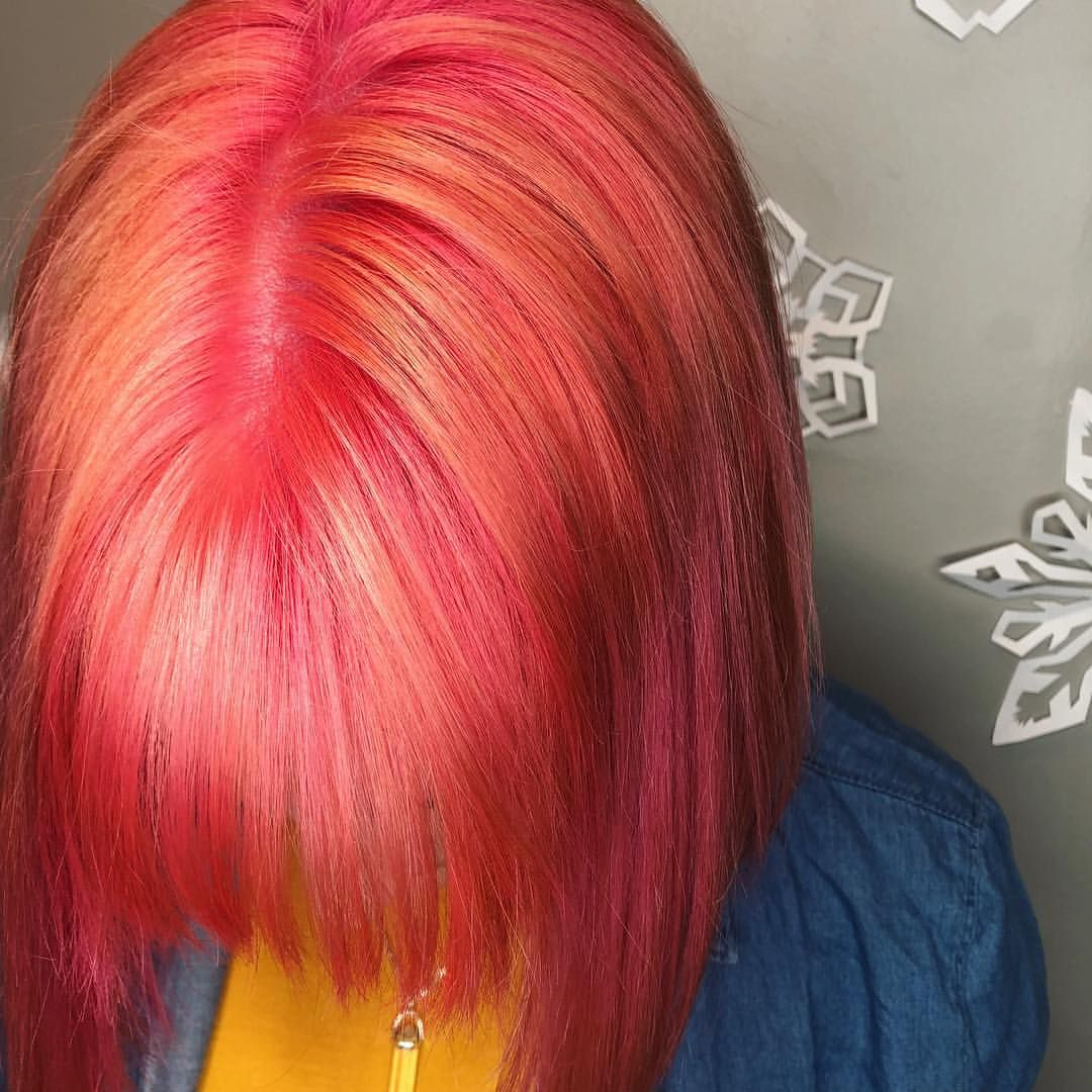 Ilona ct hair stylist thehairfaerie u instagram photos and