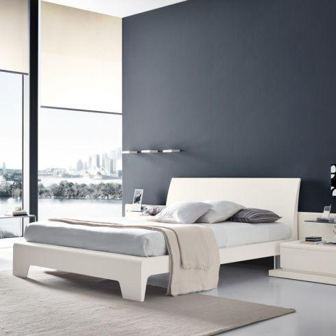 Photo of Moderno bianco camera da letto mobili nel Regno Unito