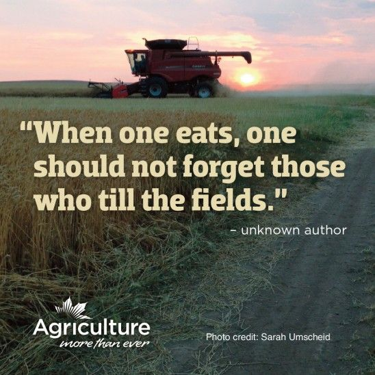 Ag Quote Extraordinary Good agproud quotes overlay on potato farming images Double L