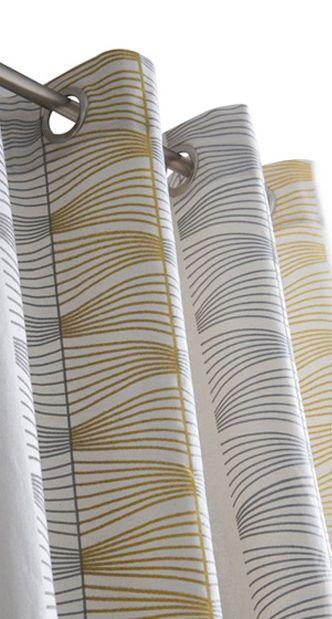 rideau mandari pollen castorama rideaux panneaux japonais pinterest castorama rideau. Black Bedroom Furniture Sets. Home Design Ideas