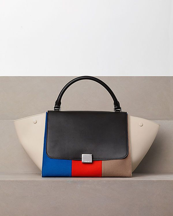 CÉLINE fashion and luxury leather goods 2012 Winter - Trapeze - 17