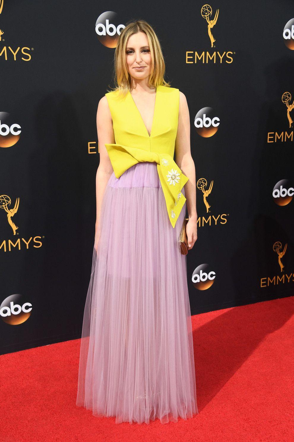 Todos os looks do Emmy 2016 | Red carpet fashion, Dresses, Delpozo dress