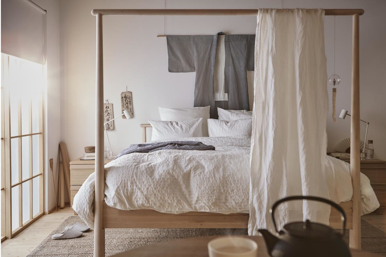 All The Home Products You Need From Ikea S 2018 Catalog Ikea Bed