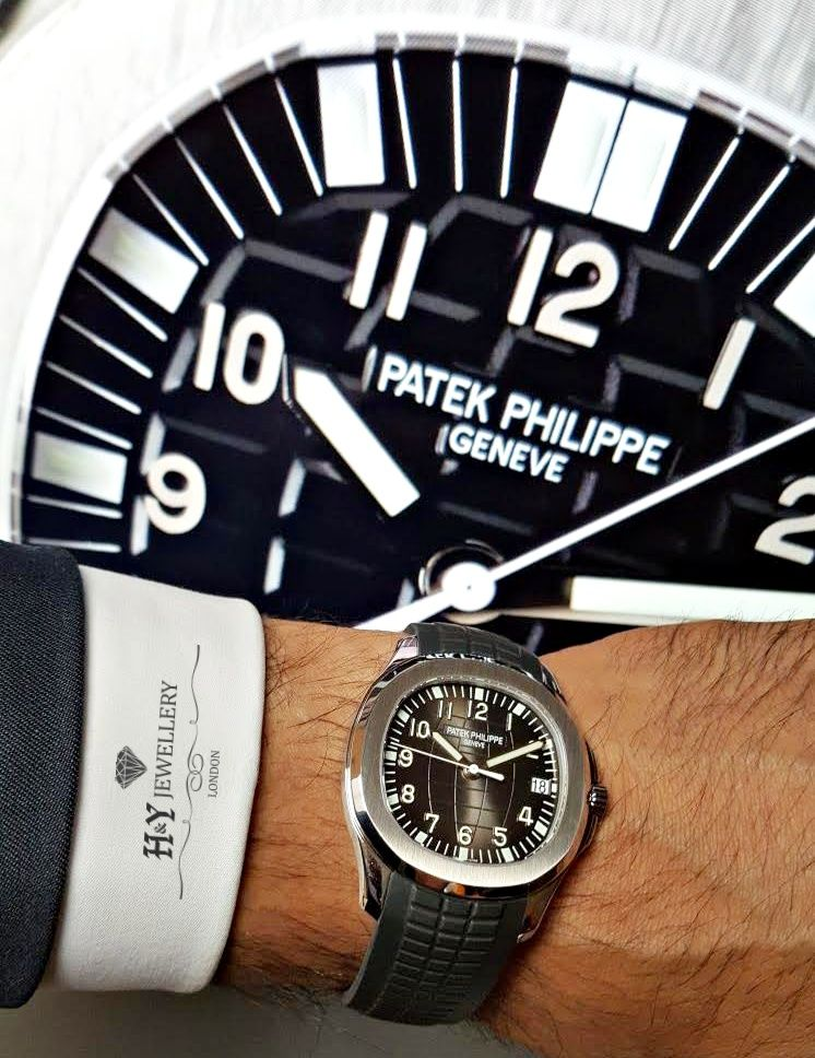 The Wait Is Over Patek Philippe Aquanaut Steel 5167a 001 Finally