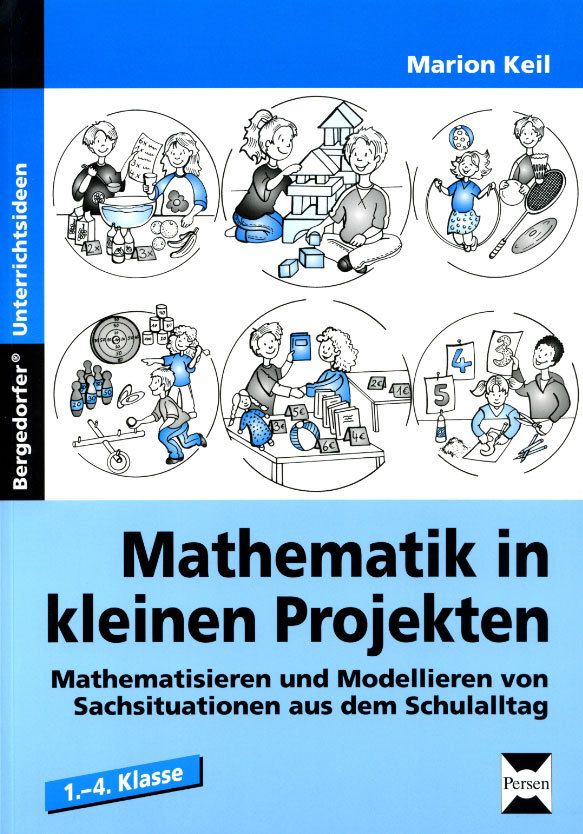 Mathematik in kleinen Projekten | Mathematik, Buecher und Gehirn