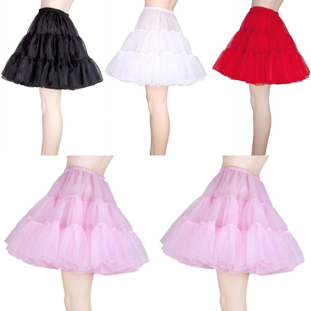 2016 New Short Petticoat Crinoline Underskirt Tutu Dance Wedding Dress Skirt Slips #Petticoat