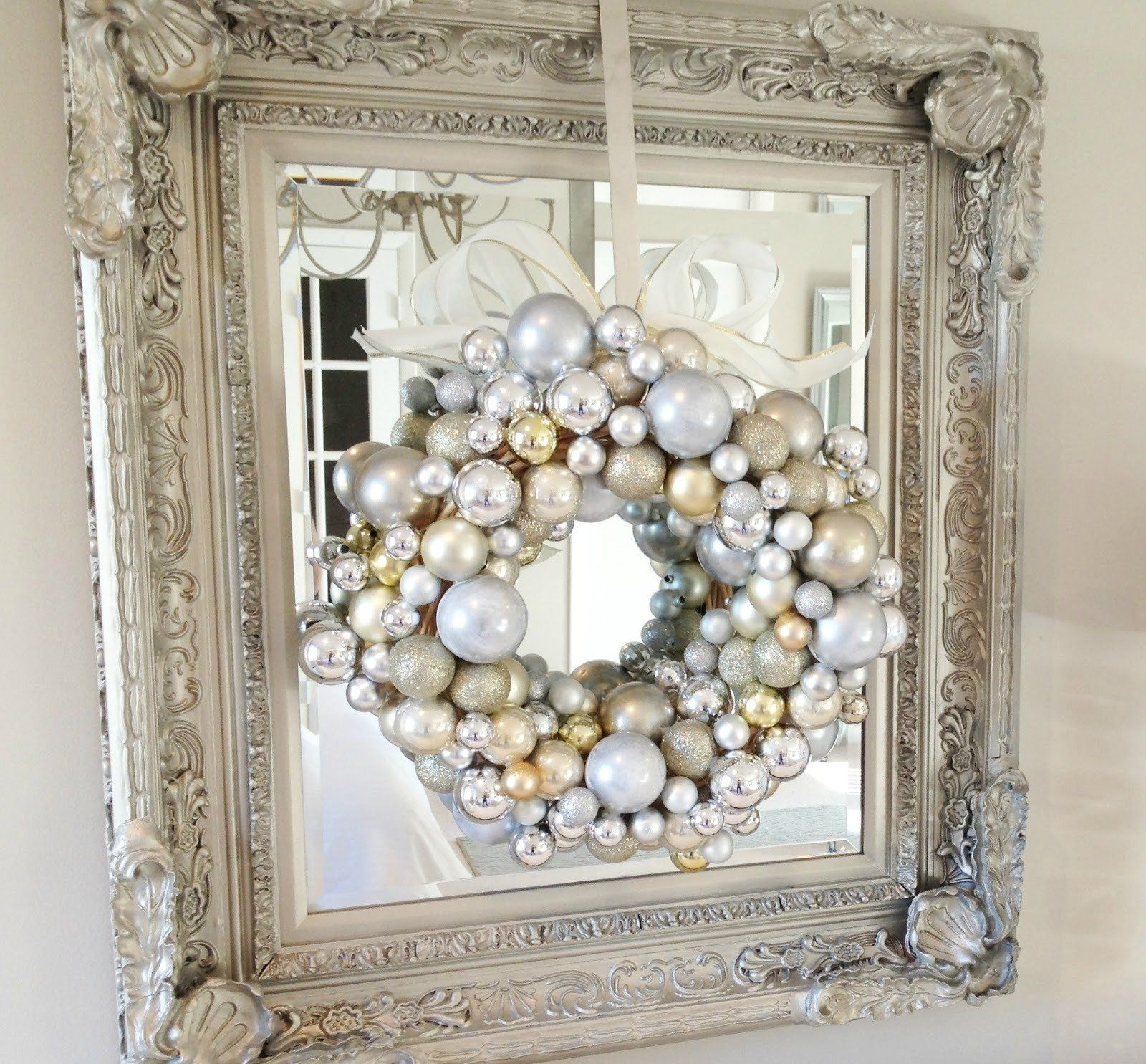 Decorations. Christmas Home Decorating Delectable Diy Ideas With ...