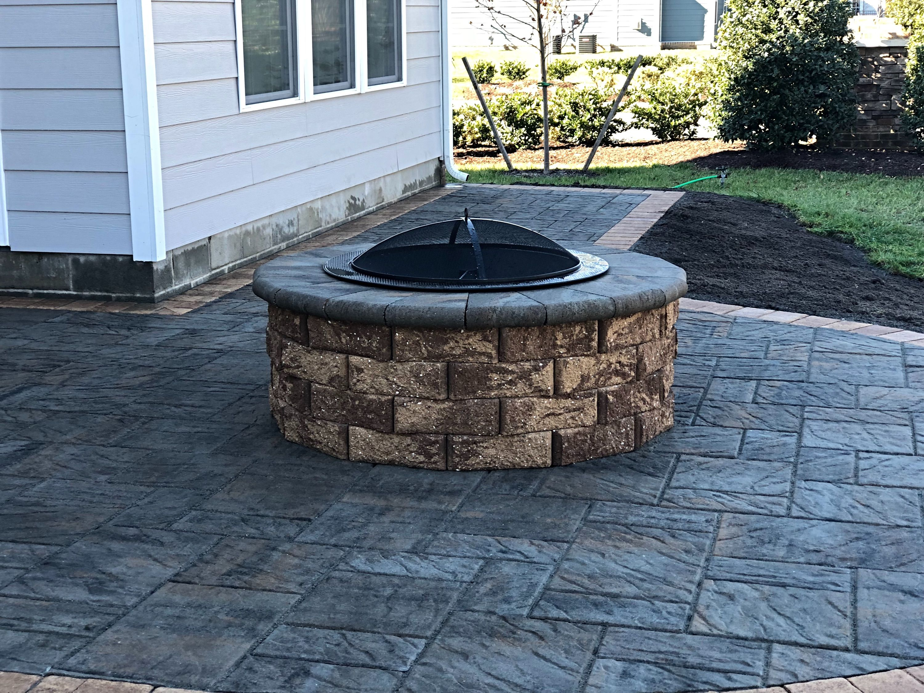 pin by virginia beach patios on fire pits pinterest