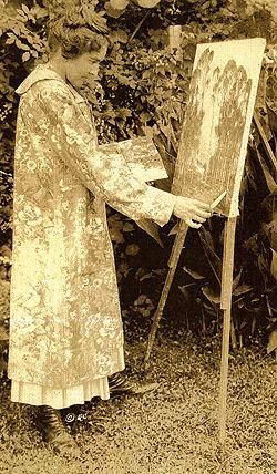 Anna Althea Hills 1882-1930.