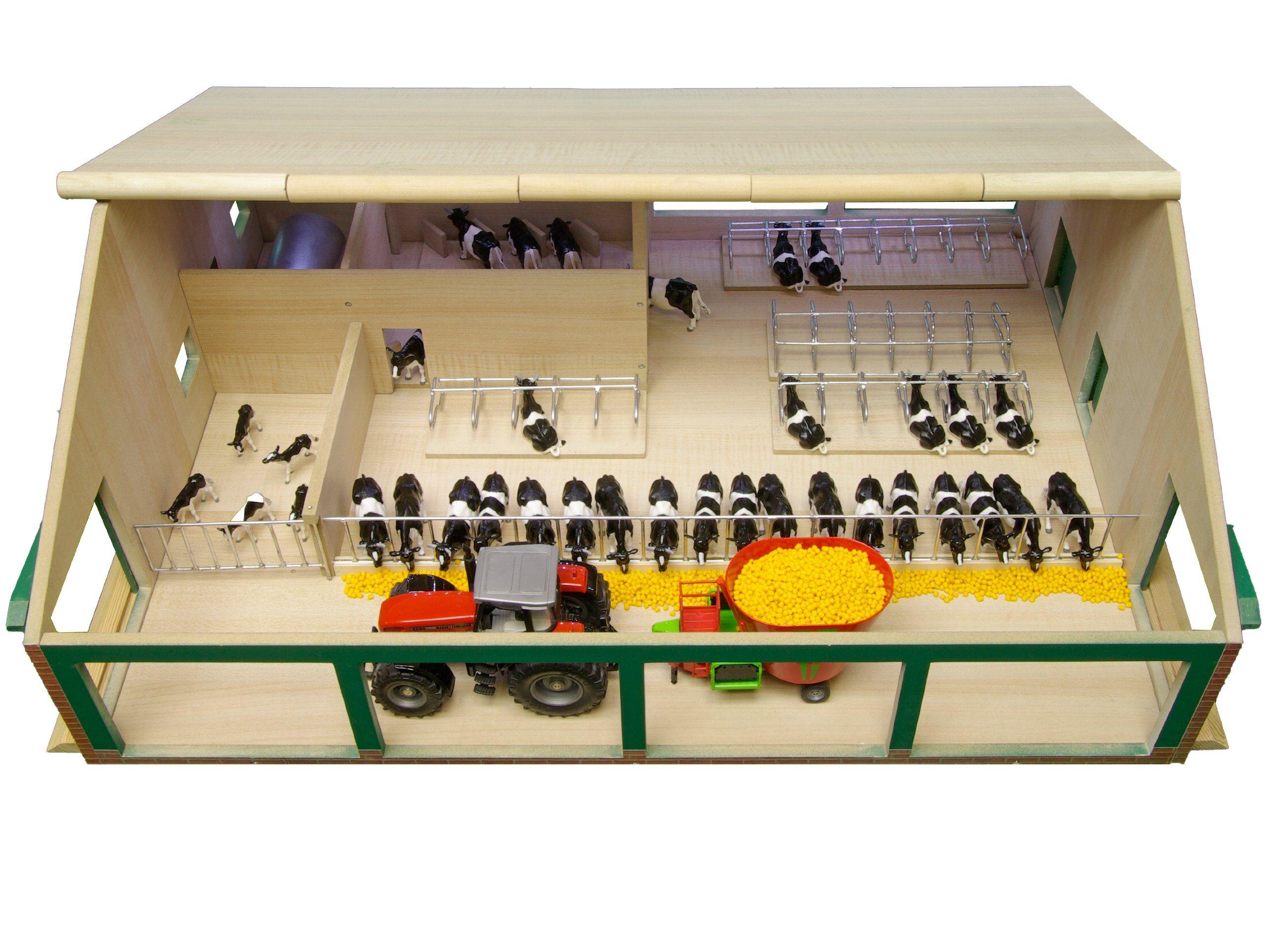 Kuhstall Spielzeug