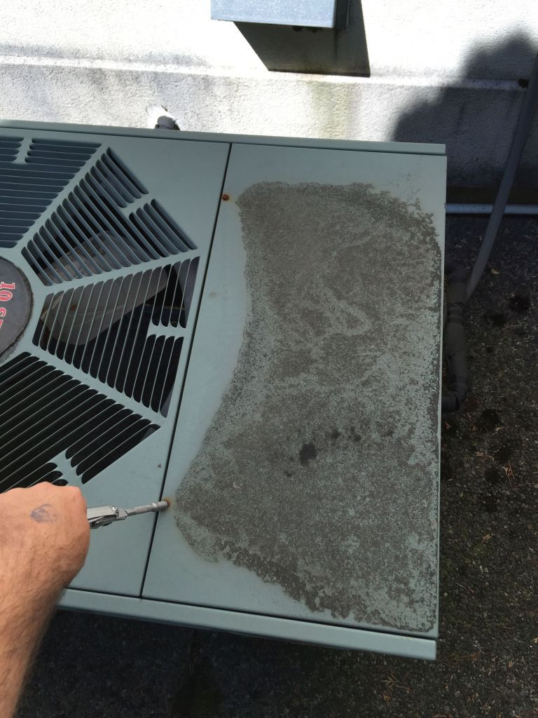 Air Conditioning Not Blowing Cold? Replace your Capacitor