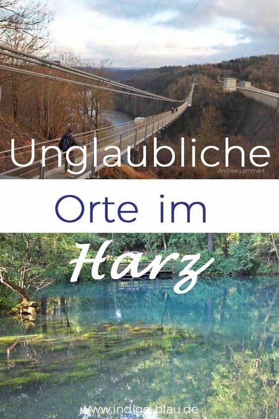 Unglaubliche Orte im Harz #holidaytrip