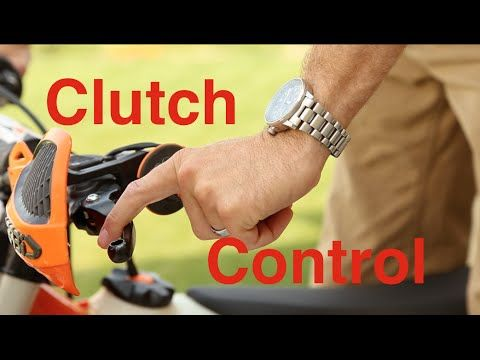 Dirt Bike Clutch Control Enduro Off Road Riding Tip For Dirt