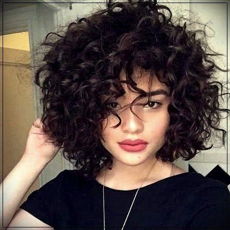 20 curly short hair 2019  Κατσαρά μαλλιά Σγουρά μαλλιά