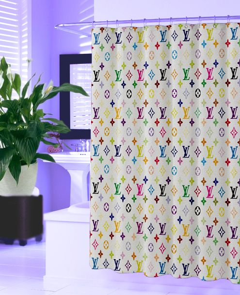 Find Everything But The Ordinary Louis Vuitton Collor Art New Hot Shower Curtain
