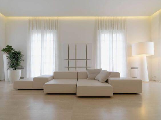 10 Indirect Lighting Ideas That Create A Stylish Home House Interior Minimalist Interior House Design