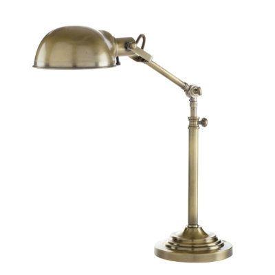 Ballard Designs   Antique Brass Julian Apothecary Lamp