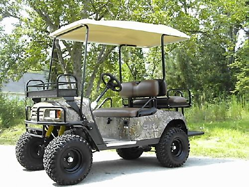 Hunting golf carts are a great choice for any hunter with a lift hunting golf carts are a great choice for any hunter with a lift kit solutioingenieria Choice Image