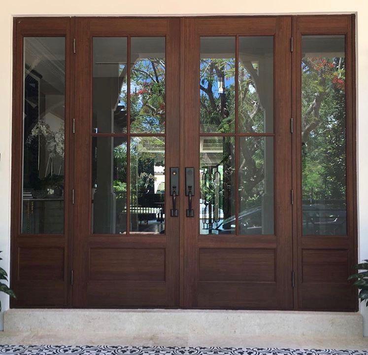 Hurricane Decorative Entry Doors Impact Entry Doors Siw Impact Windows Doors Double Doors Exterior Entry Doors Double Entry Doors