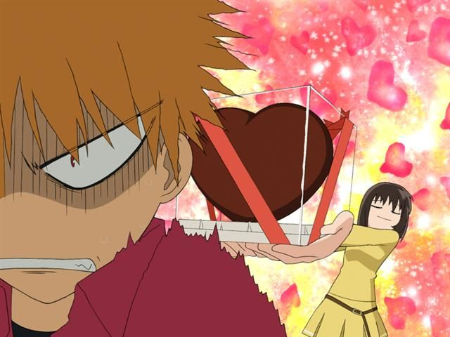 Valentine S Day In Anime Manga Anime Pinterest Fruits Basket