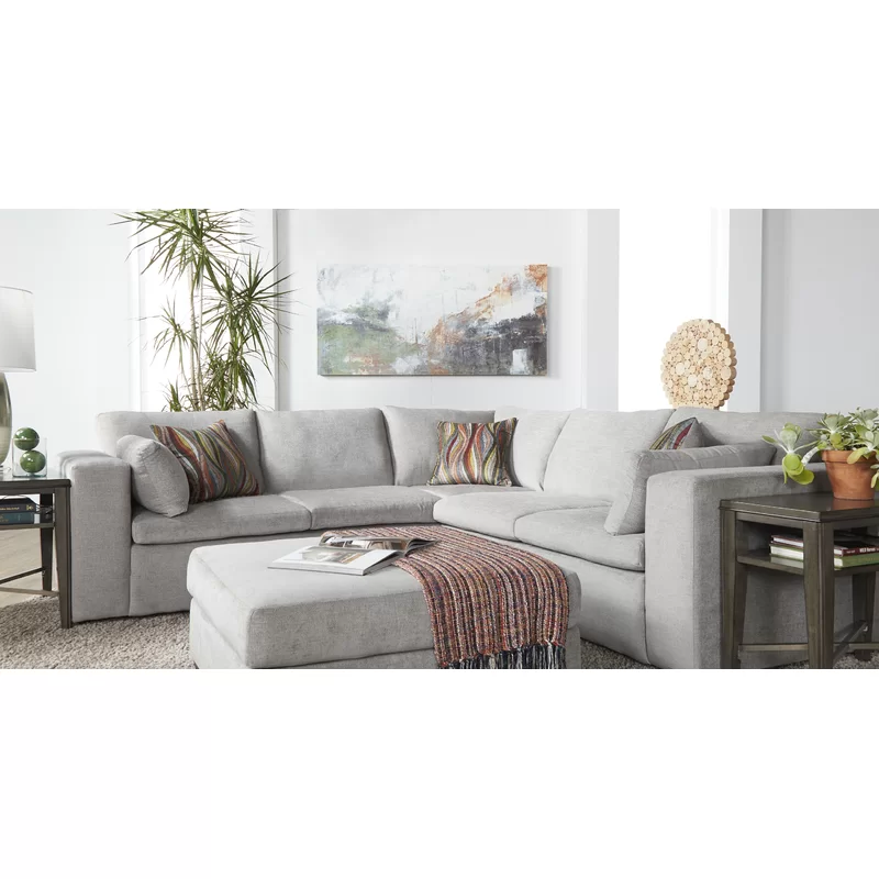 Dayna Symmetrical Sectional Joss Main Sectional Sofa Couch Sectional Furniture