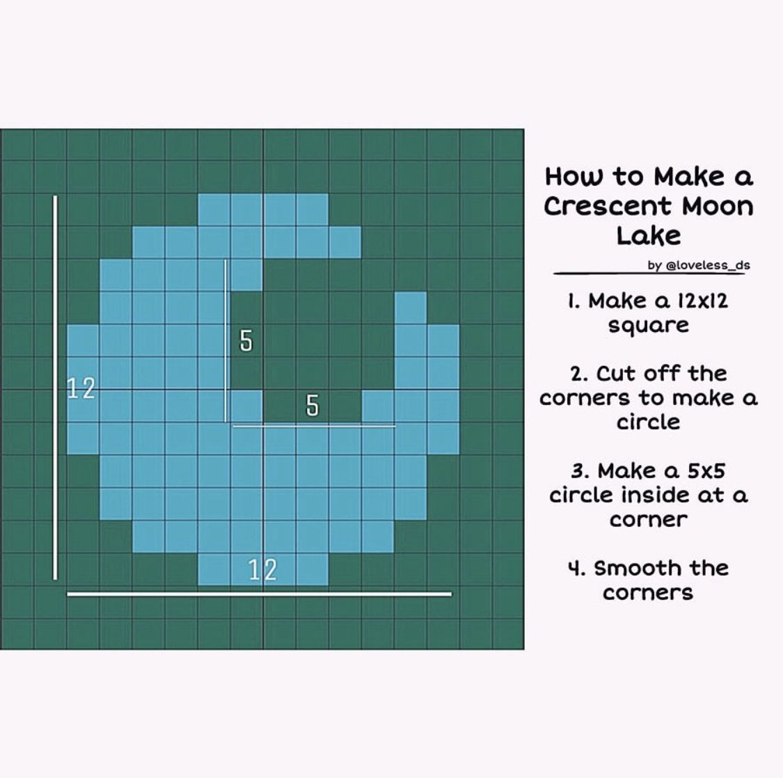 Pin By Kaitlyn Lopez On Acnh Patterns And Ideas In 2020 Pond Animals Animal Crossing Guide Lake Animals