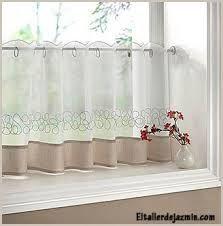 cortinas para cocina modernas