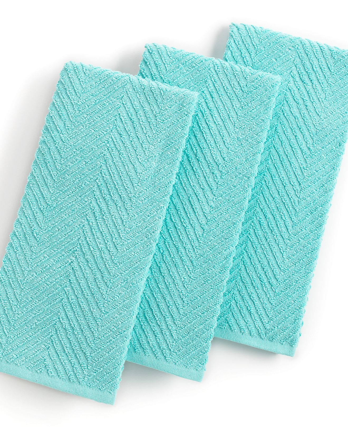 Martha Stewart Kitchen Towels: Martha Stewart Collection Kitchen Towels, Set Of 3