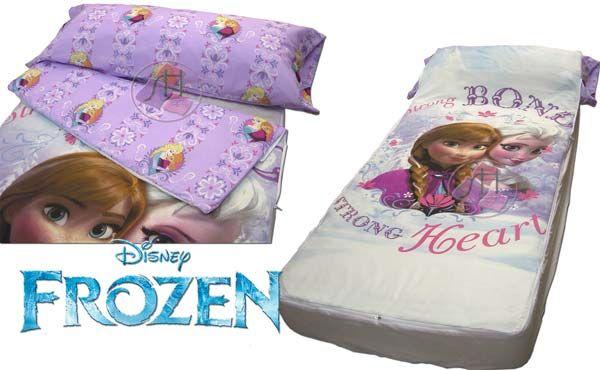 Edredon Nordico Disney.Saco Nordico Completo Frozen Heart Habitacion Ninos Edredon