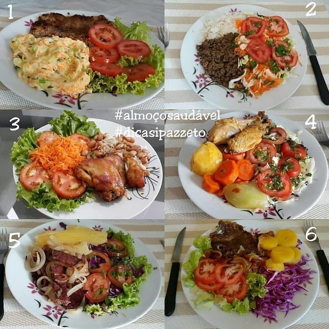 🍴⬇ Opzioni pranzo ⬇🍴