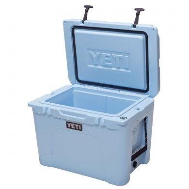 Yeti Cooler Tundra Series 50 Qt Ice Blue Yeti Tundra Coolers Coolers Fishing Tackle Yeti Tundra Yeti Tundra 45 Yeti Cooler