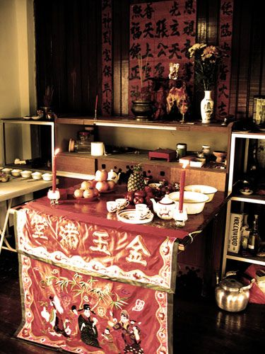 photos of buddhist alters   buddhist altar   Flickr - Photo Sharing!