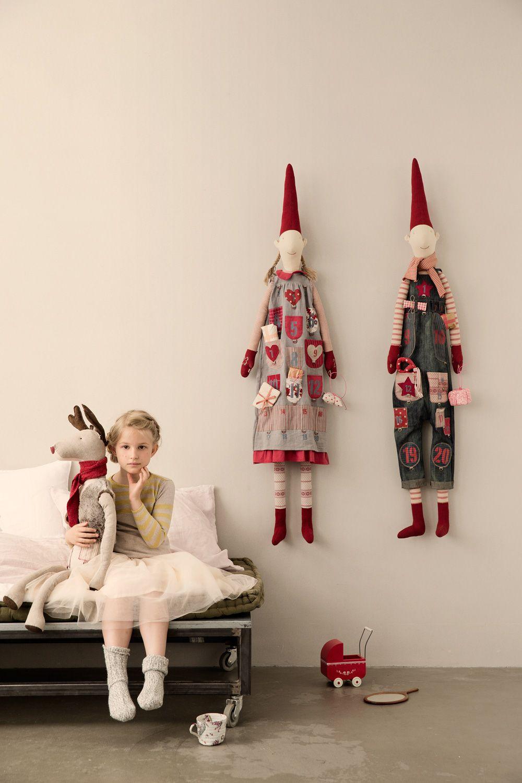 Waiting for christmas | Maileg/Tilda | Pinterest | Christmas ...