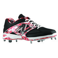 new concept ff8e1 2dc73 New Balance 4040v2 Metal Low - Men s - Dustin Pedroia - Black   Red