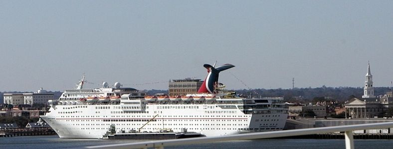 Charleston SC Historic City Or Cruise Ship Terminal It Will Be - Cruise ships out of charleston south carolina