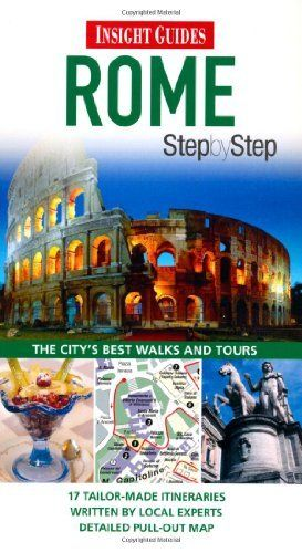 Rome (Step by Step) by Langenscheidt Publishers. $13.25. Series - Step by Step. Publication: February 10, 2011. Publisher: Insight Guides; Second Edition edition (February 10, 2011)