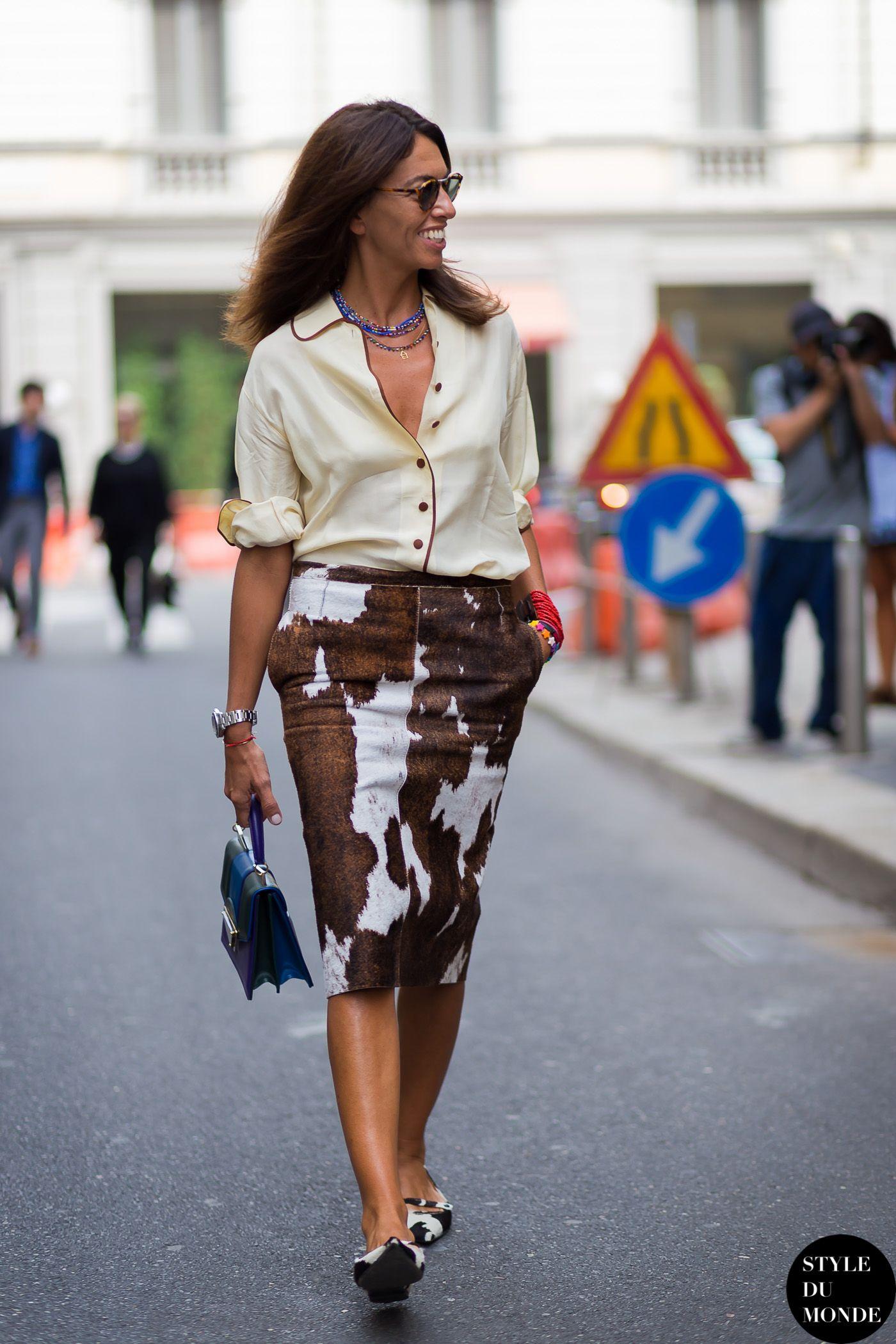 ace combo. Vivs in Milan. #VivianaVolpicella