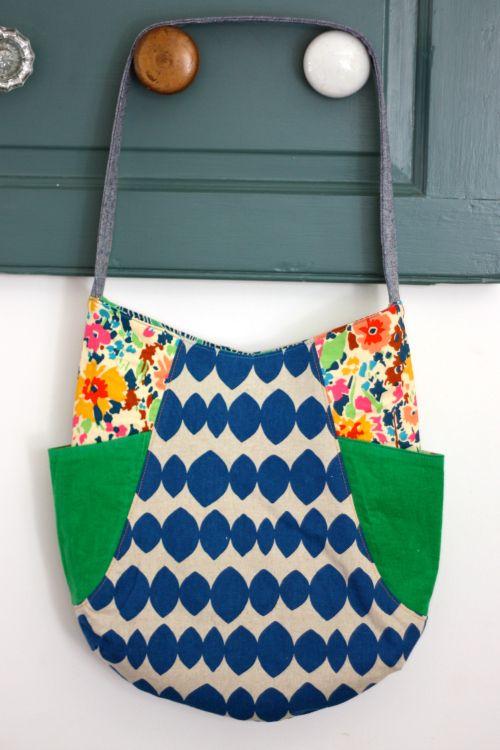 Selfish Sewing, 241 tote... | Sewing stuff | Pinterest | Nähen ...