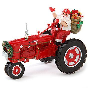 Super M Santa Shopcaseih Com Down On The Farm Santa Says Hoe