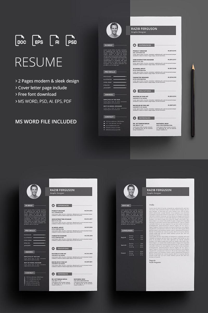 Ferguson Resume Template 67918 Resume template